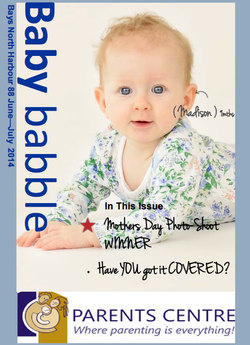 Baby Babble Newsletter - June-July 2014