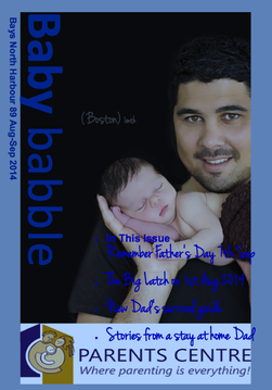 Baby Babble - August - September 2014